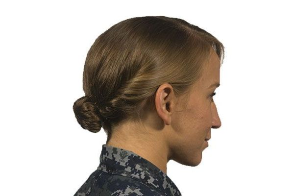 Navy Issues New Hairstyle Policies for Female Soldiers