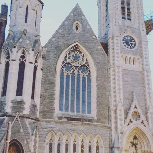 #church #dublin #ireland #january2017👣