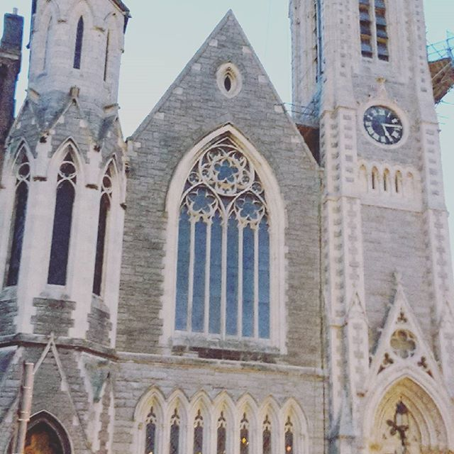 #church #dublin #ireland #january2017👣