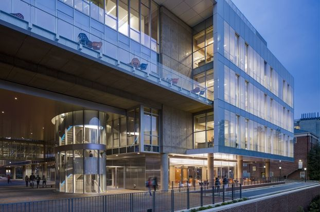 University of North Carolina Genome Science Building by Skidmore, Owings &…