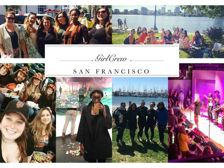 Around the World in 40 Days: Making New Friends in Sunny San Francisco