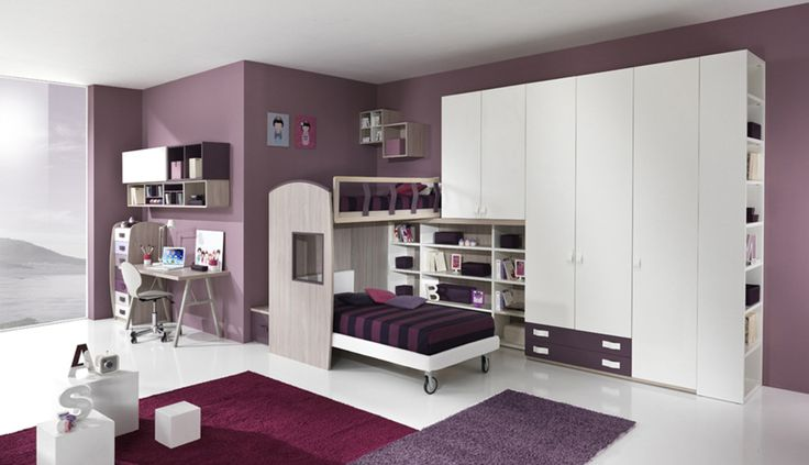 Camerette omnia ~ Best gsg camerette images bedroom ideas