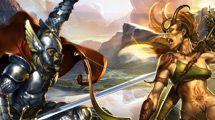 Oplev en middelalderlig verden: Bosætter, ridder eller erhvervsdrivende - vælge den vej du vil tage at bygge din egen landsby og indfri landskabet. Fundet alliancer opbygge dine hære og bevæbne dem til tænderne.