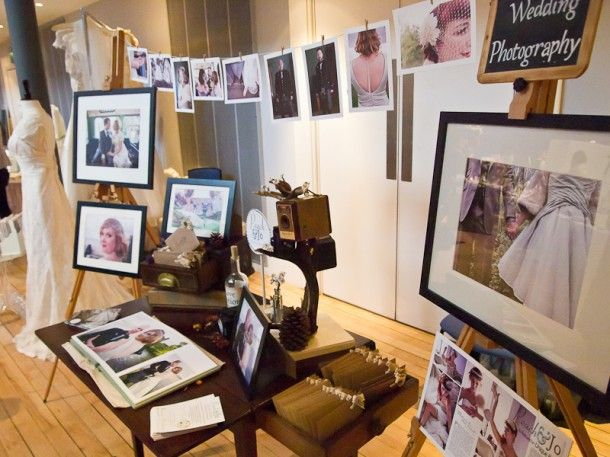 The Designer Vintage Wedding Fair in Birmingham   Peach & Jo Photography