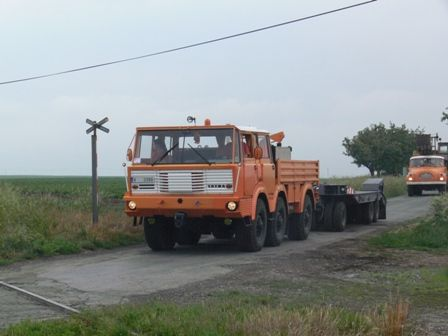 Tatra 813 | Staré náklaďáky