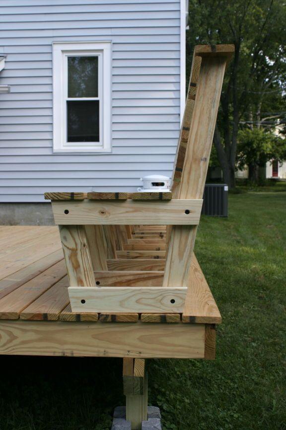15+ Outdoor Deck Ideas for Better Backyard Entertaining – Rikiya