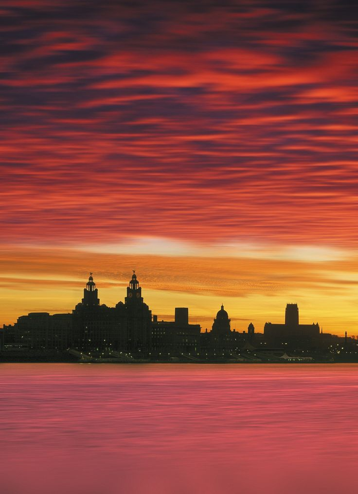 Liverpool - A place I will never tire of, there is always something new to discover - Capital of Culture.