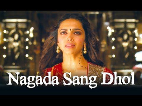 Nagada Sang Dhol - Ram Leela   Full Video Song   HD 720p   - YouTube