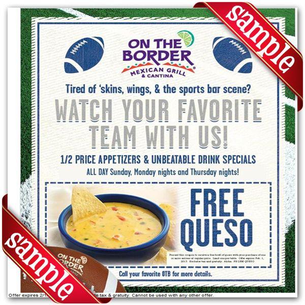 on the border printable coupon december 2016 printable coupons