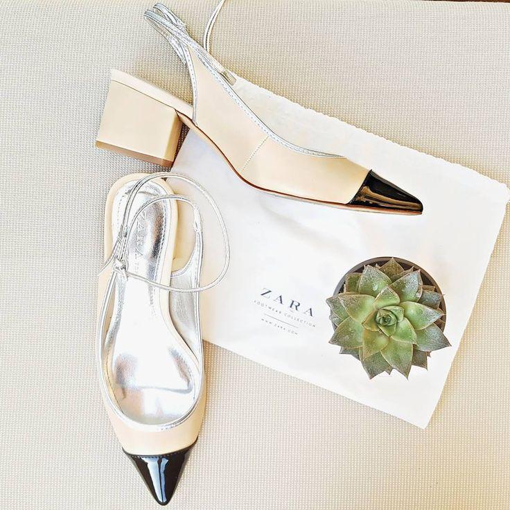 Amo los zapatos estilo Chanel ❤ los vi y fue un flechazo!!! #love #shoefie #shoes #autumn #alicante #elche #fashion #bloggeralicante #look #moda
