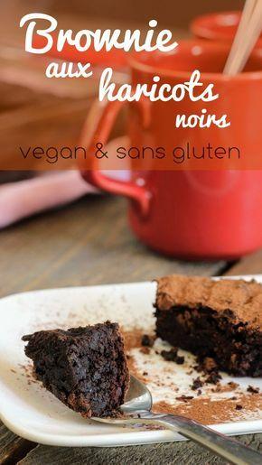Un gâteau étonnant, à la texture parfaite, sans farine, ni oeufs, ni lait, mais très chocolaté... A découvrir !!!