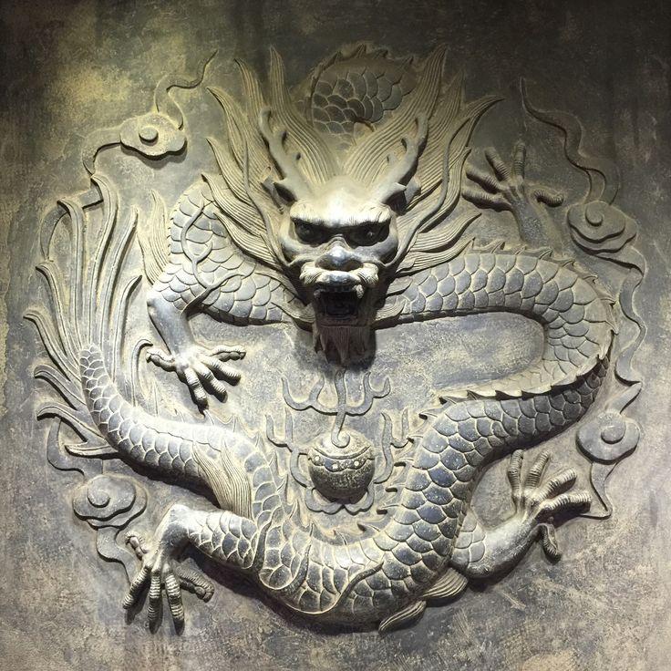 南僑點水樓入口處代表祥瑞之氣的龍形石雕 by Blue Chen - Photo 124640657 - 500px