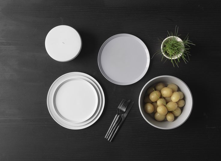 Norli tableware from by Lassen