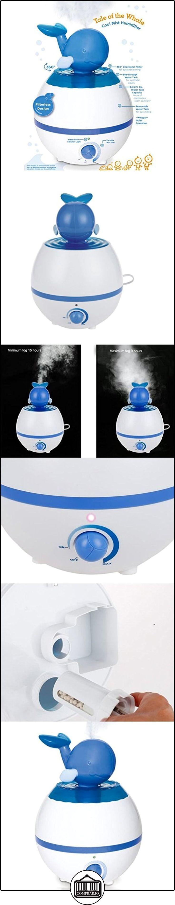 Sucolin humidificadores D Air bebé sónico ballena azul  ✿ Seguridad para tu bebé - (Protege a tus hijos) ✿ ▬► Ver oferta: http://comprar.io/goto/B01FS6IV0Q