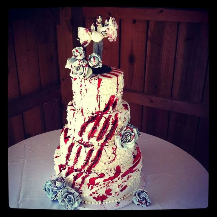 best 25 zombie wedding cakes ideas on pinterest halloween Zombie Wedding Decorations i will have this cake whenever we do decide to renew our vows! except with zombie wedding cakeszombie cakeshorror zombie wedding decorations