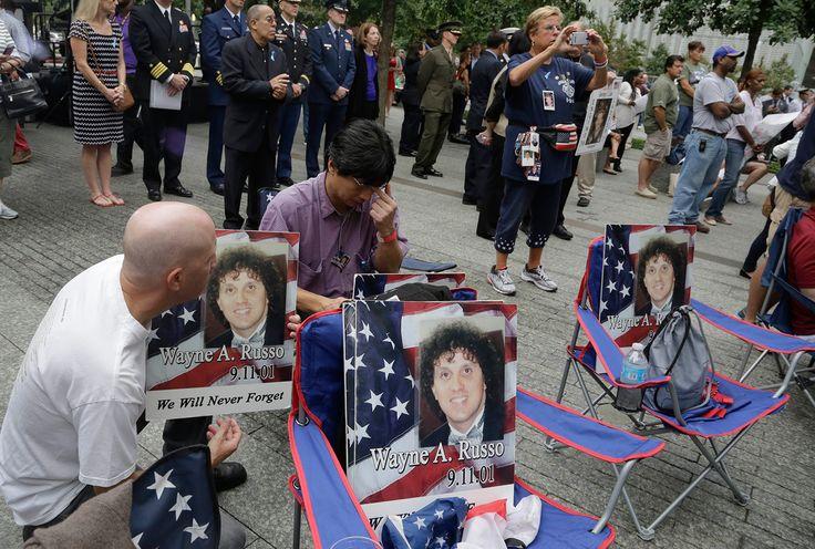 Recuerdan a las víctimas del vuelo 93, el único que no dio en el blanco.