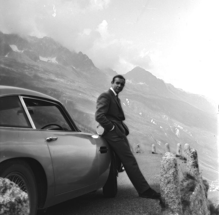 Volcano Cat: Degrees of Continuity - The Aston Martin DB5