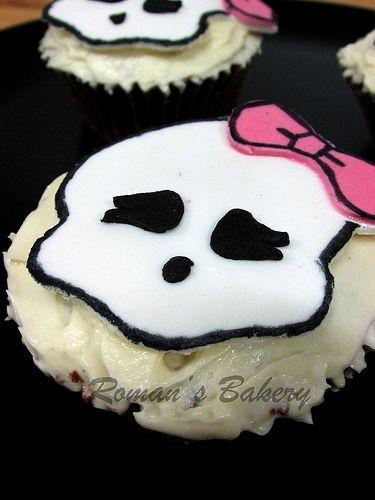 Monster High Cupcake