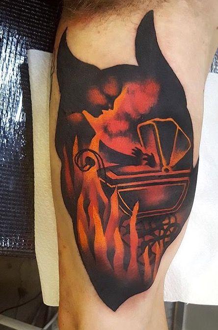 Looqsok tattoo