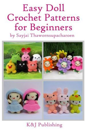 Amigurumi Doll Tutorial For Beginners : Top 31 ideas about Amigurumi on Pinterest Amigurumi ...