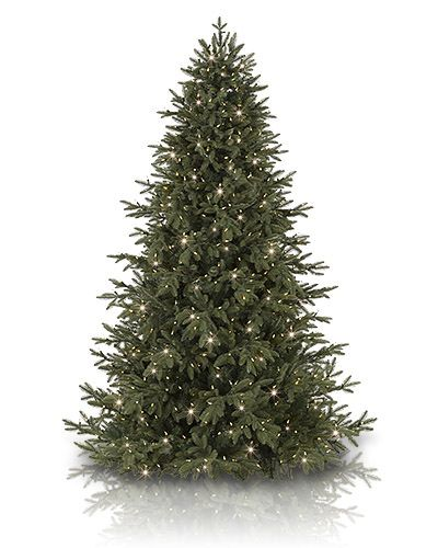 Prelit Artificial Christmas Trees with Multi Lights | Treetopia