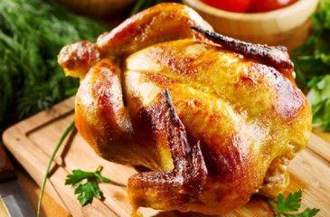 Курица запеченная в духовке - рецепты с фото. Как запечь и при какой температуре курицу целиком или кусочками