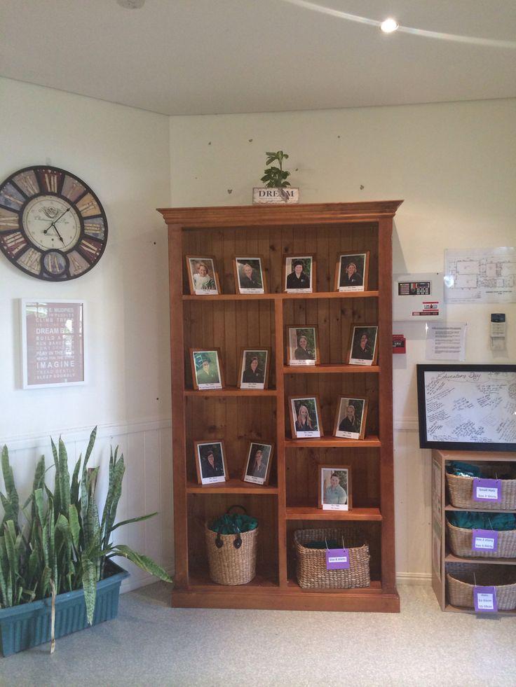 Daycare foyer