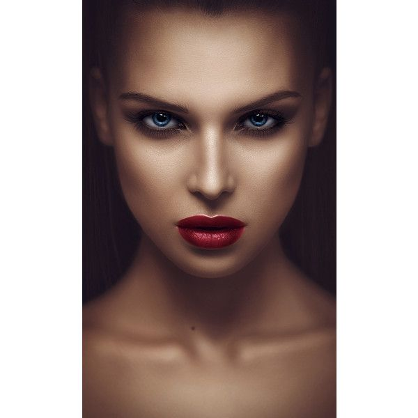 Model Mayhem ❤ liked on Polyvore featuring models, faces, makeup, people and women
