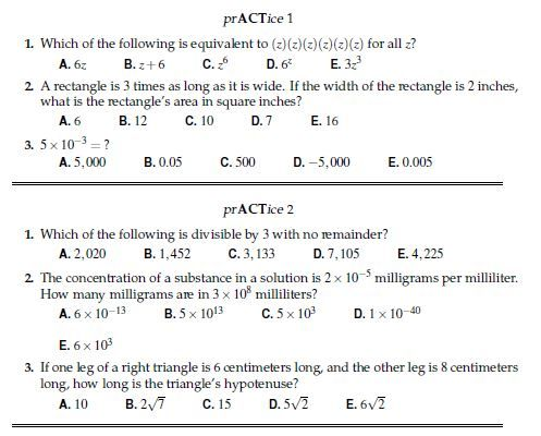 Math = Love: Stuff Worth Sharing: Free ACT Prep Materials | 180 free act warm ups in PDFs form