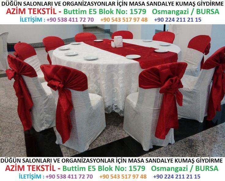 ankara - sandalye giydirme kumaştan masa ve sandalye giydirmeleri bul İLETİŞİM : +90 532 797 08 20