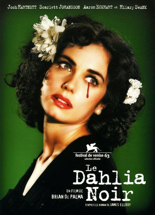 black dahlia | Black Dahlia, The (2006)