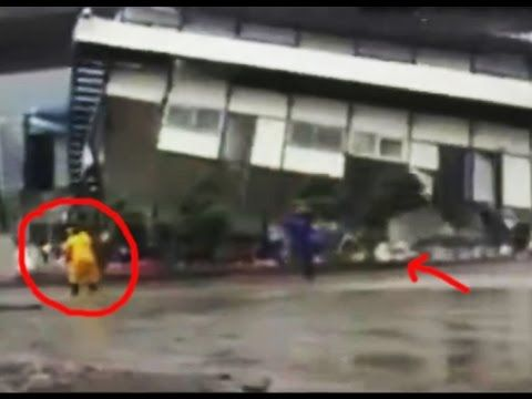 Dahsyatnya angin Topan Soudelor di Taiwan Hingga Mampu Angkat Truk, Ruma...