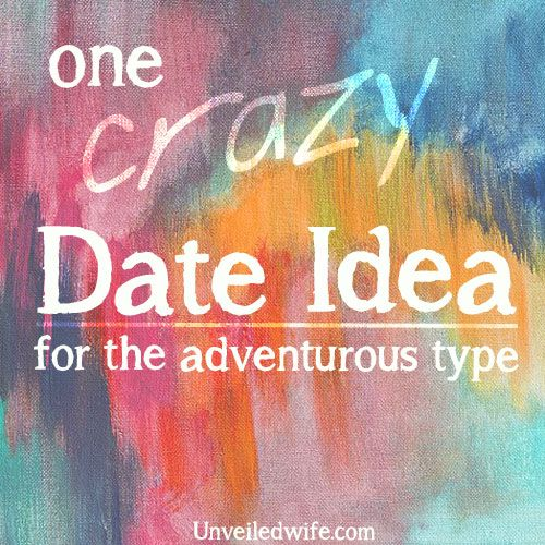 Looking For Crazy Date Ideas? Try Body Painting --- Several months ago, my husband and I were stuck. We had gone to the movies so many times that it just didn't seem appealing. We couldn't go out to eat, because the money was a little tight. We [...]… Read More Here http://unveiledwife.com/looking-for-crazy-date-ideas-try-body-painting/ #marriage #love