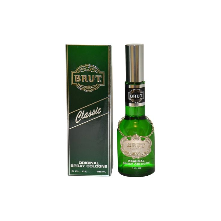 Brut by Faberge Co. Men's Spray Cologne - 3.0 fl oz