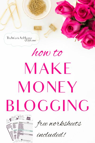 how to make money through blogging philippines