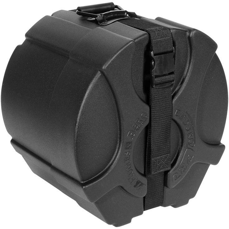 Humes & Berg Enduro Pro Tom Drum Case Black 10 x 9 in.