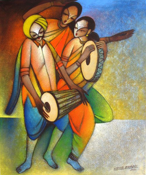indian art paintings at www.indianartideas.com