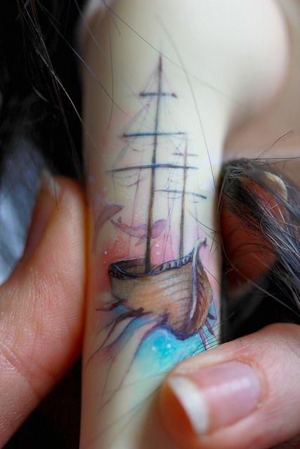 100 best BJD tattoo images on Pinterest