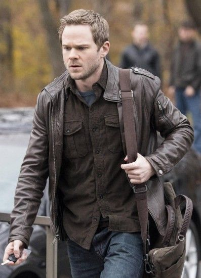 The Following Shawn Ashmore Leather Jacket