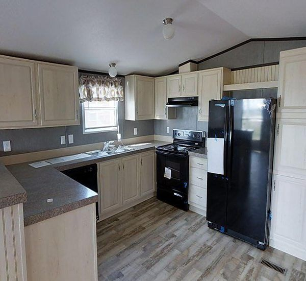 Fleetwood Weston 16722W - 2 Bed 2 Bath Mobile Home For Sale ... on