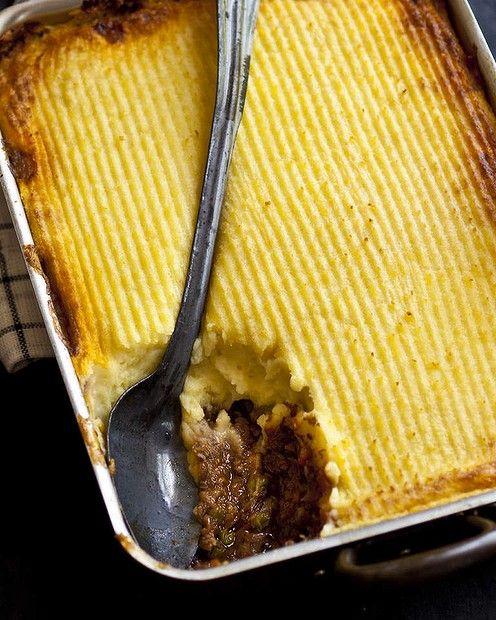 Karen Martini's deluxe shepherd's pie
