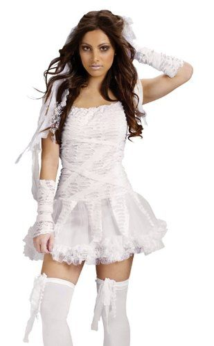 Adult Sexy Mummy Halloween Costume   Best Costumes for Halloween