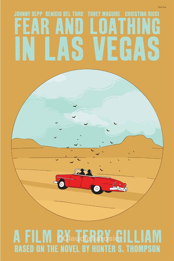 a review of the film fear and loathing in las vegas Terry gilliam's adaptation of hunter s thompson's fear and loathing in las vegas is a fascinating look at the end of the counterculture hippie movement, gonzo j.