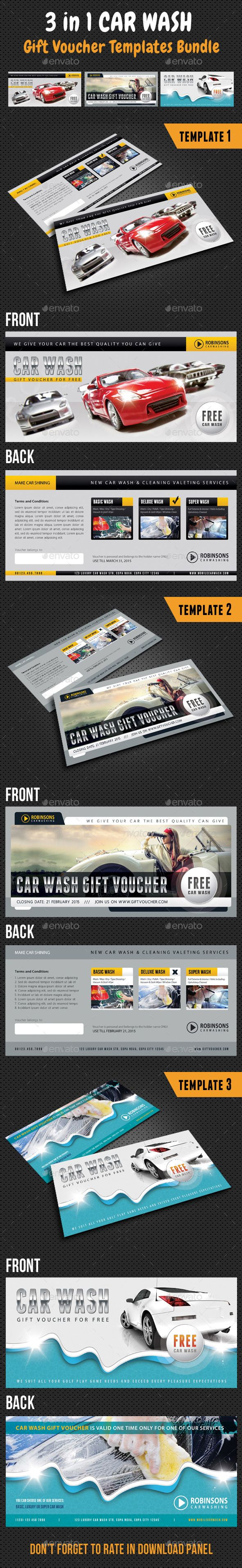 23 best Gift voucher images on Pinterest | Gift cards, Gift ...