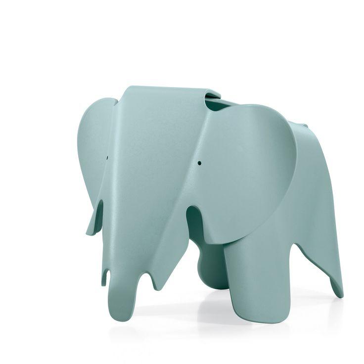 1945 entwarfen Charles und Ray Eames den legendären Plywood Elefant. Von diesem fertigungstechnisch komplexen Entwurf wurden nur zwei Prototypen gefertigt, die unmittelbar nach ihrer Produktion in einer Ausstellung des Museum of Modern Art New York gezeigt wurde. Heute ist nur noch ein Plywood Elephant im Besitz der Familie Eames bekannt.