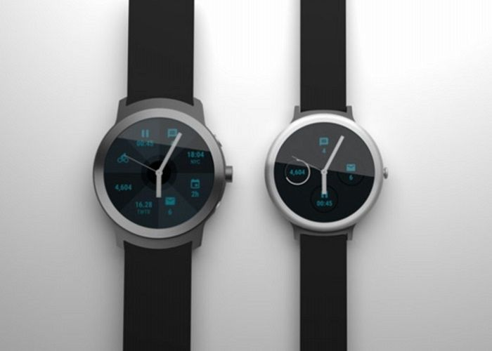 Google's Pixel smartwatches may debut alongside Android Wear 2.0 early next year.