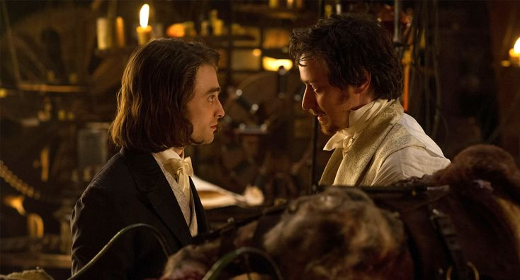 John's Horror Corner: Victor Frankenstein (2015), much more than a monster movie but far from a great movie.