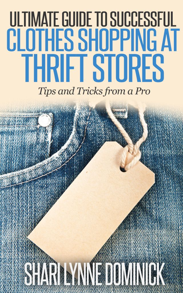 Overwhemed when you walk into a thrift store? Let me help! The Ultimate Guide to Thrift Store Clothes Shopping