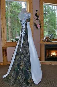 Mossy Oak Dresses for Sale | to camo wedding dresses mossy oak wedding dress redneck wedding dress ...