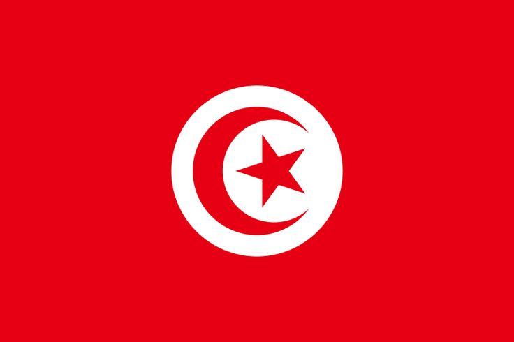 File:Flag of Tunisia.svg